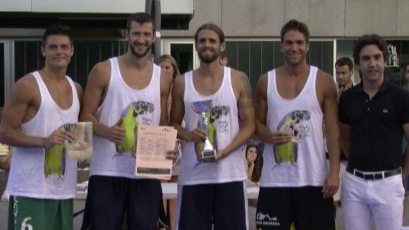 La UESC i Totsports treuen el bàsquet fora dels pavellons amb la 1a edició del 3x3