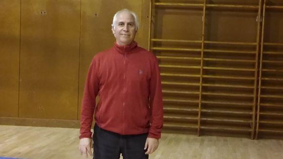 Agustí Forné, tècnic del Qbasket