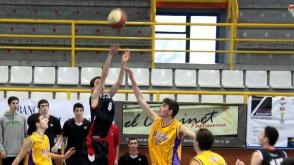 Els germans Amabilino, a la preselecció catalana cadet de bàsquet