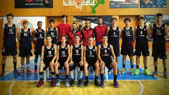 El cadet de la UESC jugarà a Preferent i buscarà classificar-se per al Campionat de Catalunya