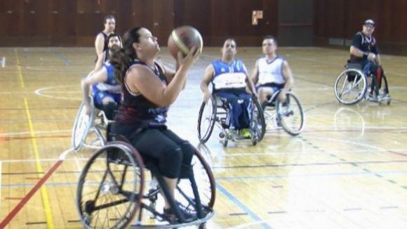 El bàsquet adaptat serà protagonista aquest dissabte a la Festa Major