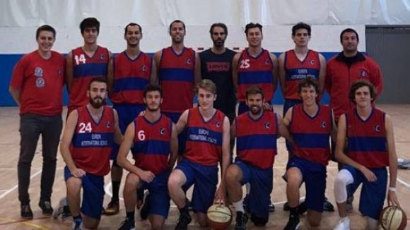 L'European International School debuta a Segona Catalana com a local aquest dissabte a casa