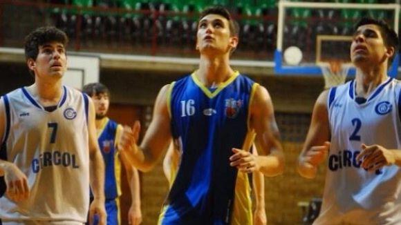 Héctor Rodríguez, tercer fitxatge de la Unió Esportiva Sant Cugat