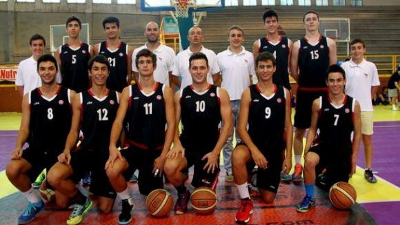 Els júniors de la UESC formaran part dels clínics del Mundial de bàsquet