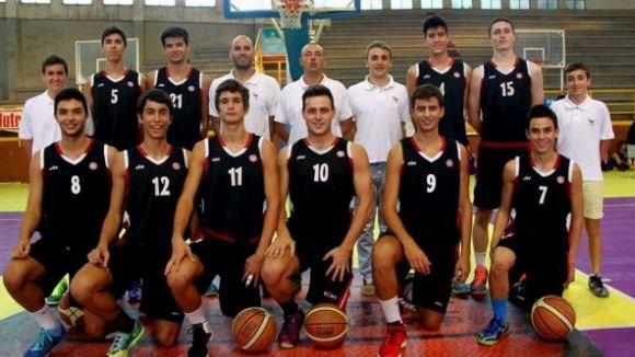 Júnior 1 de la Unió Esportiva Sant Cugat / Font: UESC