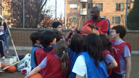 Willie Ladson visitarà el Basket City de Setmana Santa de la UESC
