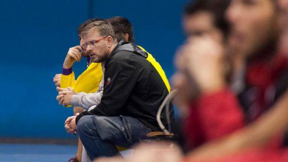 Sergi Balagué es converteix en l'últim fitxatge de la UESC masculina