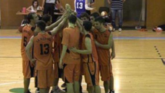 El Club Bàsquet Mira-sol desperta en l'últim quart per endur-se la victòria contra el Casa Arimany
