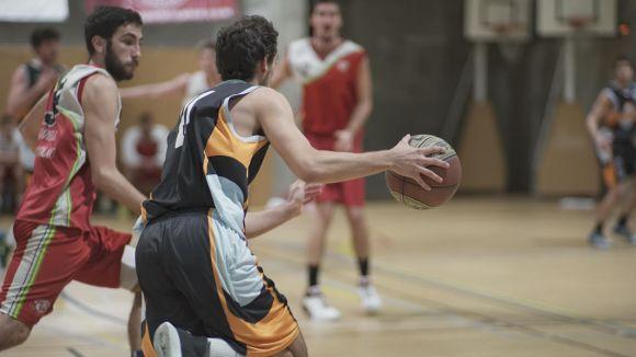 Setena victòria consecutiva del Qbasket Sant Cugat a la lliga