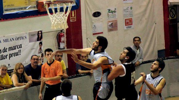 Un Qbasket Sant Cugat imbatut a domicili visita la pista del CB Guinardó