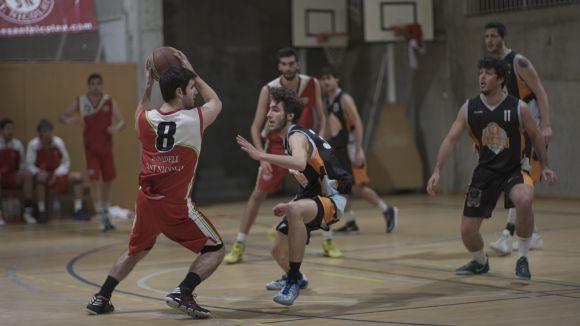 El Qbasket Sant Cugat provarà de tornar a guanyar lluny del pav 1 / Font: Qbasket Sant Cugat