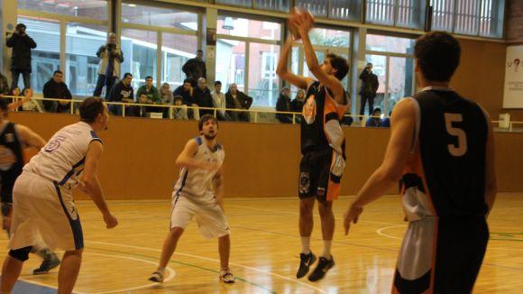 El Qbasket Sant Cugat acabarà cinquè la lliga després de guanyar l'Alisos
