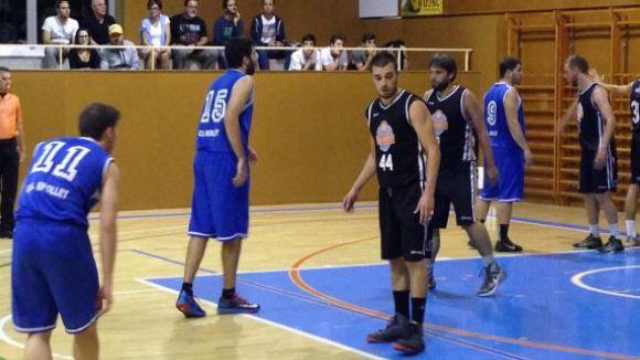 El Qbasket Sant Cugat supera el Vilatorrada i suma el segon triomf consecutiu a la lliga