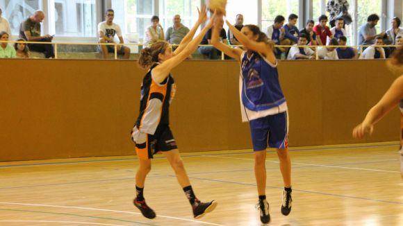 El Xamba ajorna el partit contra el Qbasket Sant Cugat femení