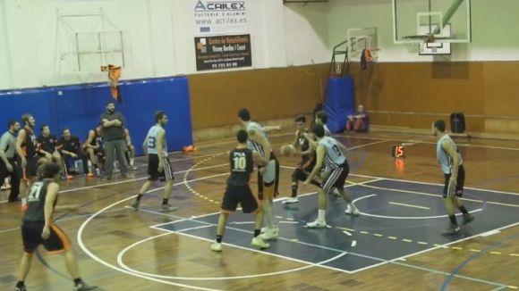 El Qbasket Sant Cugat suma la quarta derrota consecutiva a Vilatorrada