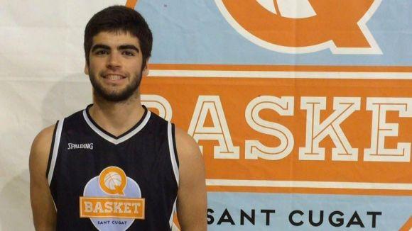 El primer equip del Qbasket Sant Cugat incorpora tres jugadors del planter