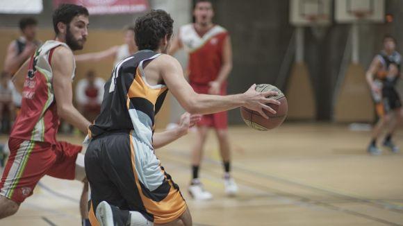 El Qbasket Sant Cugat espera ampliar el seu bon rendiment / Font: Qbasket Sant Cugat