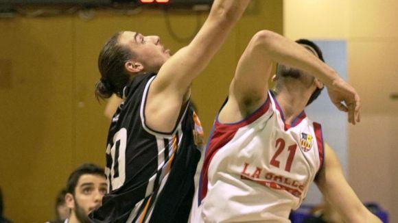 El Qbasket Sant Cugat suma una nova derrota davant la Salle Manresa