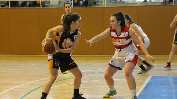 El Qbasket femení cau davant el Parets i continua en posicions de perill