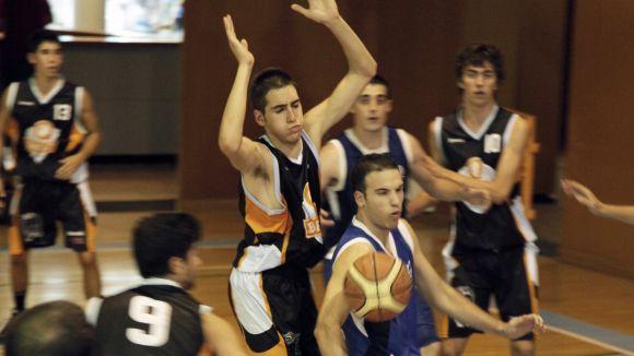 Segona victòria consecutiva del Qbasket a Tercera Catalana