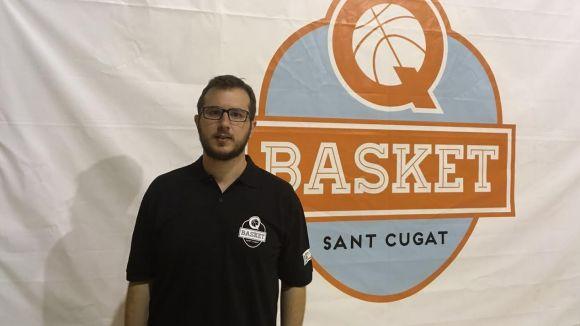 El Qbasket Sant Cugat iniciarà la temporada d'aquí a tres dissabtes amb Raúl Pulido al capdavant