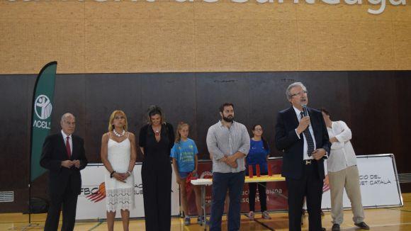 UESC, Qbasket i Europa ompliran de bàsquet Sant Cugat en l'any que serà 'Ciutat del Bàsquet Català'