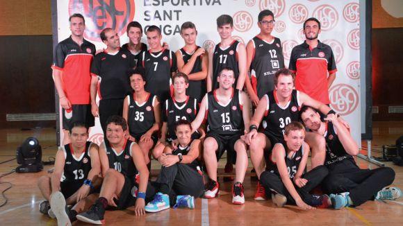 L'equip UESC-ASDI debuta en el seu primer torneig, el Campionat de Catalunya ACELL