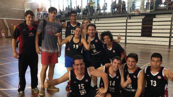 L'equip UESC-ASDI ha iniciat amb bon peu la  lliga / Font: UESC