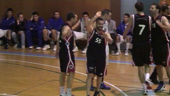La UESC venç el Baricentro Barberà en un partit ajustat