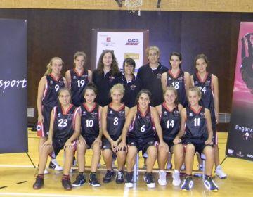 El cadet femení de la UESC disputarà el Campionat de Barcelona de nivell A2