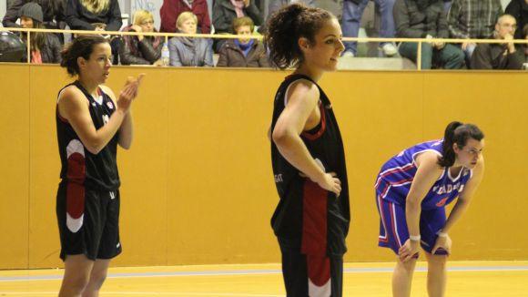 La UESC femenina s'allunya del descens amb un triomf clau a Vilanova