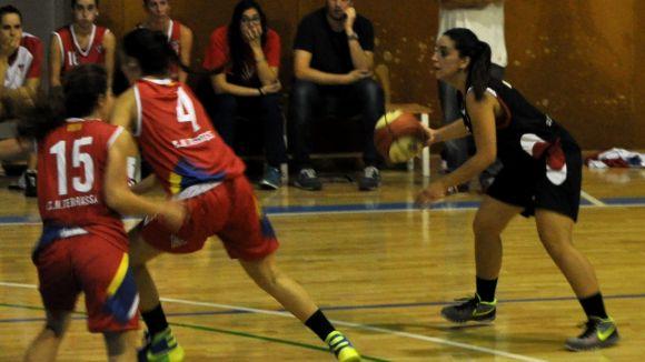 La UESC femenina suma un triomf de prestigi davant el Sant Andreu