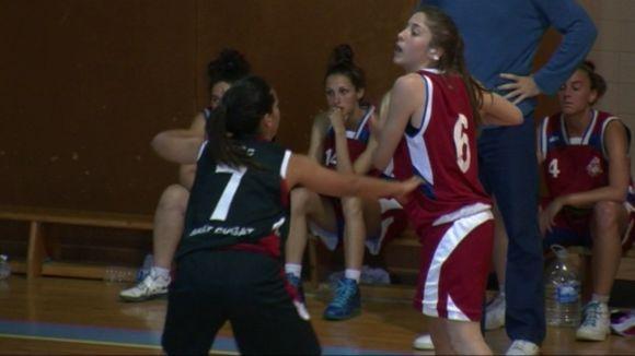 La UESC femenina arrenca la pretemporada amb triomf sobre el Lima Horta B