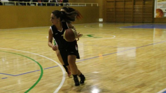 Imatge d'arxiud de la UESC femenina