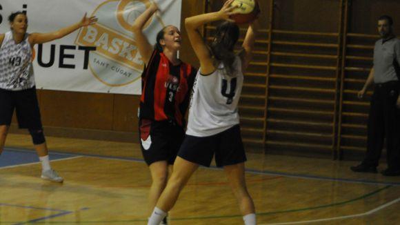 La UE Sant Cugat femenina busca el segon triomf a la pista del CN Sabadell