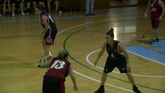 La UESC femenina s'enfronta al Premià en el quart partit de pretemporada