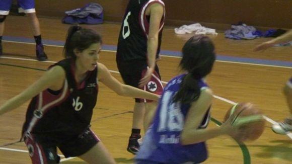 La UESC femenina suma la primera derrota de la temporada a Sabadell