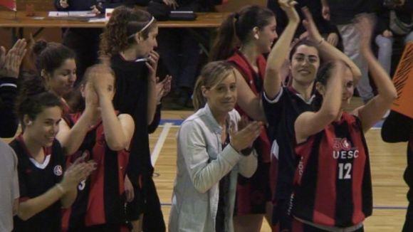 Marta Rosanas, entrenadora de la UESC una temporada més