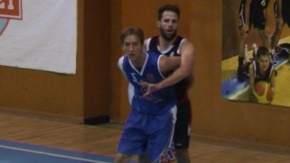 La Unió Esportiva Sant Cugat recupera Alberto Reyes per rebre el CB Vic