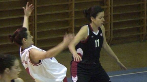 La UESC femenina ha de guanyar el Vilanova per assegurar la permanència