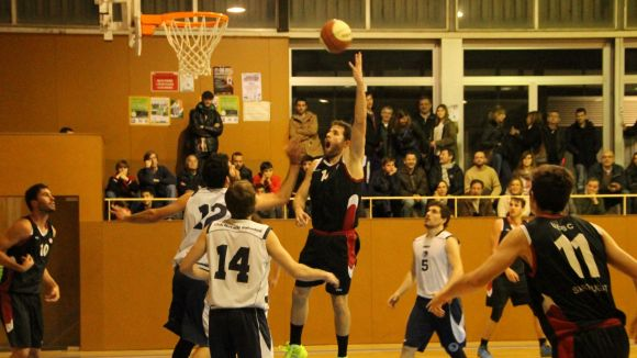 Reyes ha estat clau en el triomf contra el CN Sabadell