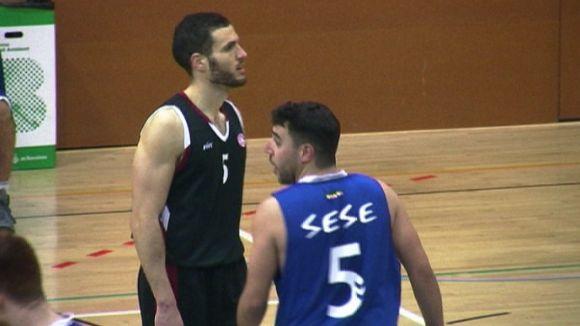 Jordi Costa, base de la UESC