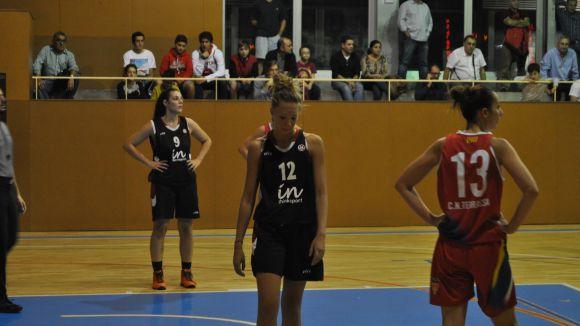 La UESC femenina es juga la permanència davant el Nou Bàsquet Olesa