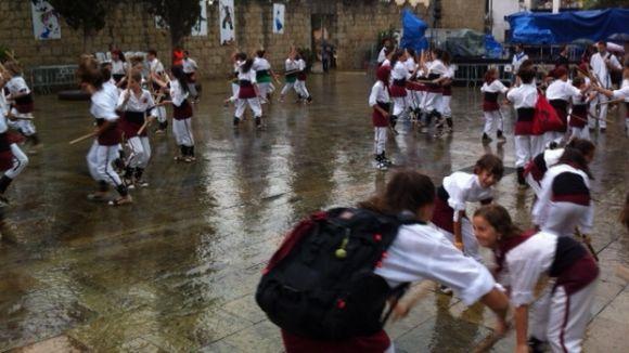 Ajornades la Mostra de Dansa i la Cercavila d'Escoles