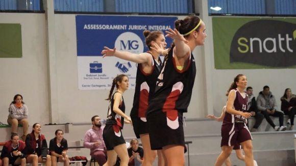 El femení de la UESC dóna el tret de sortida a la temporada amb un partit contra el Sant Gervasi