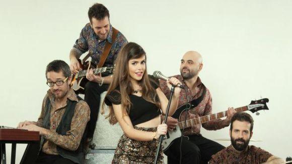 Marina BBFace & The Beatroots presentaran el seu nou disc al Petit Palau