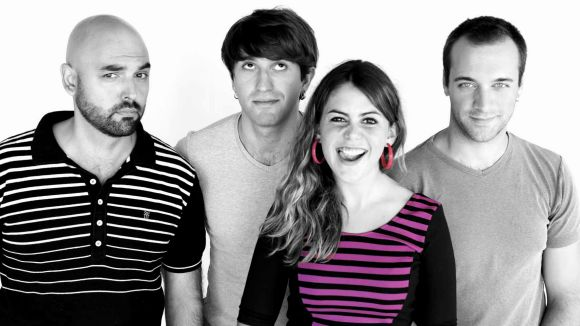 Els santcugatencs Marina BBface & The Beatroots, al Black Music Festival