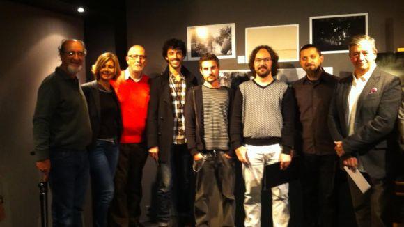 Andrei Farcasanu, guanyador de la primera Beca de Fotografia Joan Cabanas