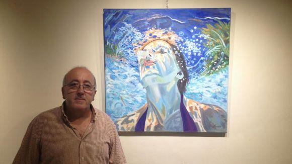 Pou d'Art inaugura la temporada amb una mostra de Benito Sánchez