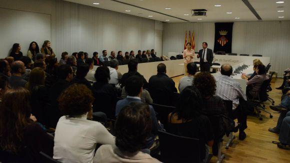 73 ciutadans aconsegueixen feina amb el 3r Pla d'Ocupació